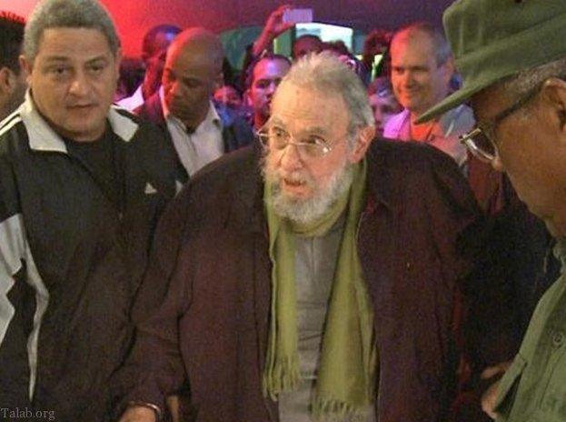 زندگی لاکچری نوه فیدل کاسترو رهبر انقلاب کوبا (عکس)