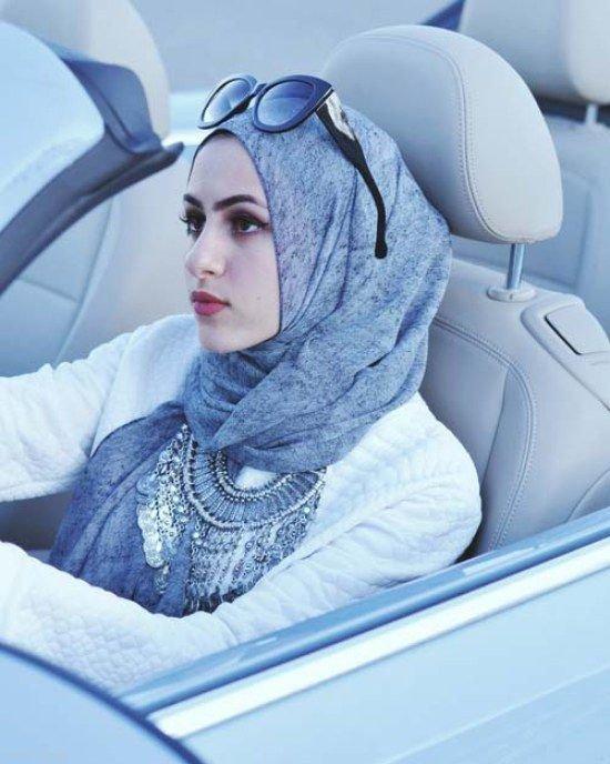 مدل های جدید شال و روسری شیک و مجلسی 1399 | شال و روسری اسپرت