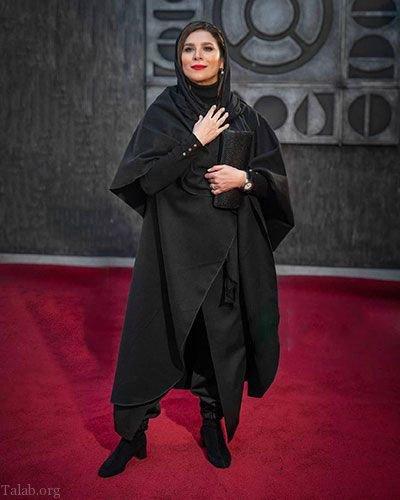 عکس های بازیگران  ایرانی و خارجی در سال 2019   تیپ زمستانی بازیگران