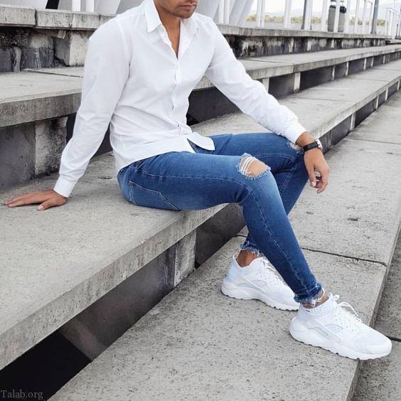 مدل شلوار جین مردانه عید 2019 | مدل های شوار جین مردانه و پسرانه 2019