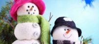 اس ام اس عاشقانه زیبا ویژه هوای برفی | متن عاشقانه روزهای برفی