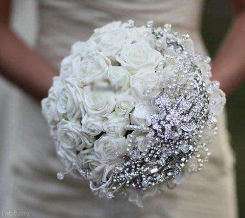 مدل های زیبای سبد گل 2019 | مدل های دسته گل زیبای عروسی و نامزدی 2019