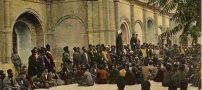 حکایتی از سفارت حکومت عثمانی در تهران در دوران قاجار
