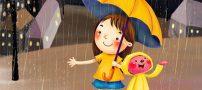 شعر زیبای کودکانه باران و خورشید | شعر کودکانه خروس جنگی