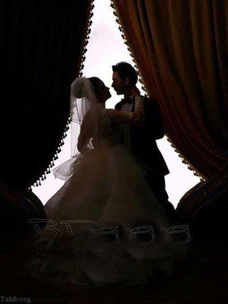 مدل و ژست های عکاسی ویژه عروس و داماد (عکس)