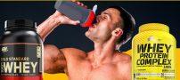 بهترین زمان برای مصرف پروتئین وی | فواید و مضرات پروتئین وی (Whey)