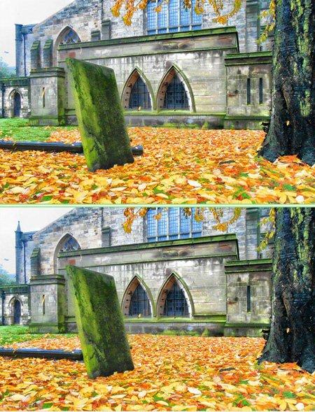 تست هوش جالب اختلاف تصاویر (تفاوت ها را پیدا کنید)