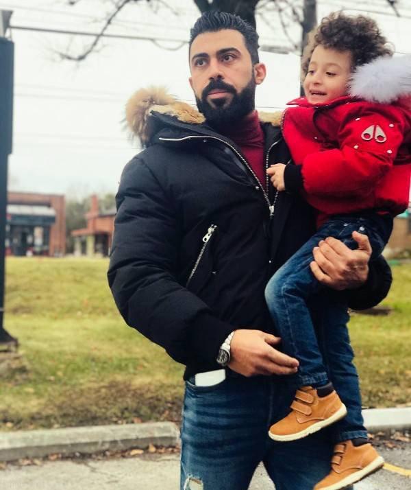 عکس های جدید روناک یونسی در کنار خانواده در کانادا