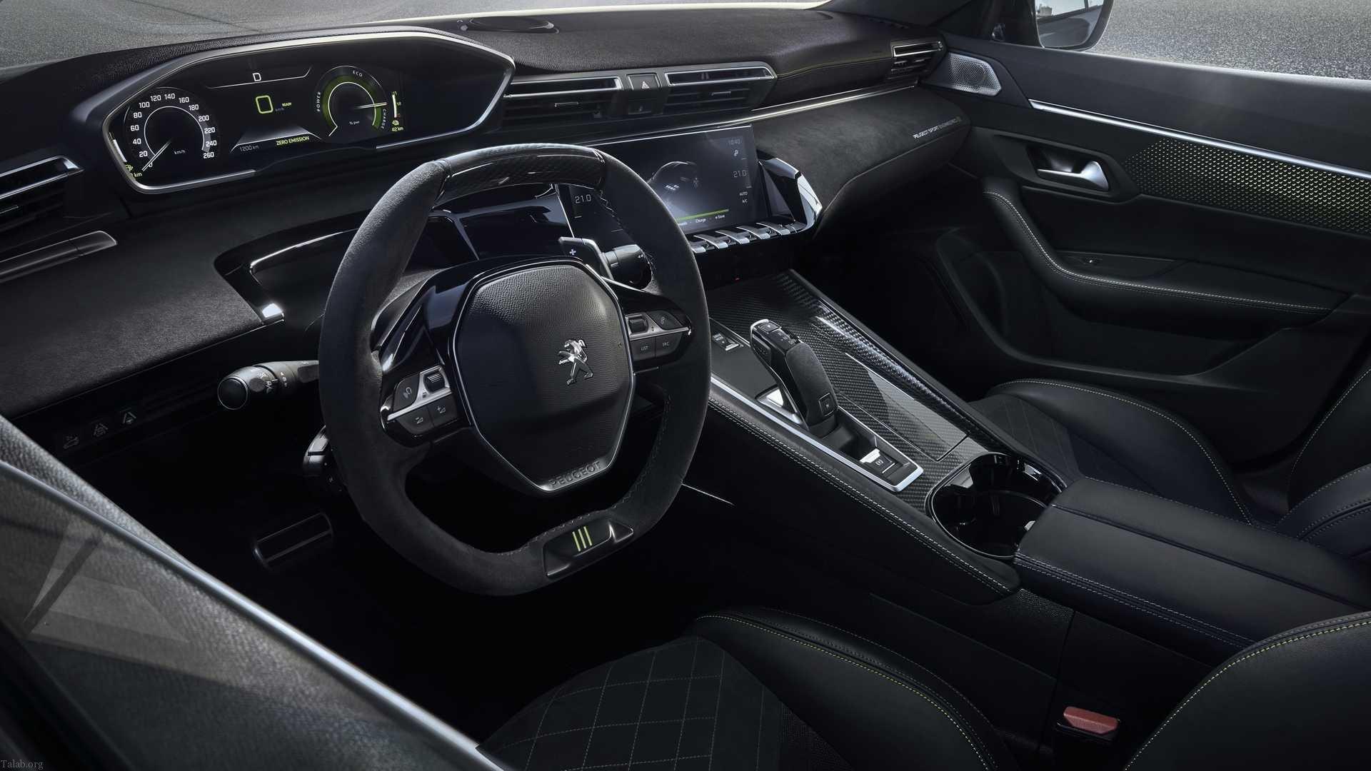 عکس و مشخصات پژو 508 هیبریدی + هندلینگ بالا در مزدا 3 مدل 2019