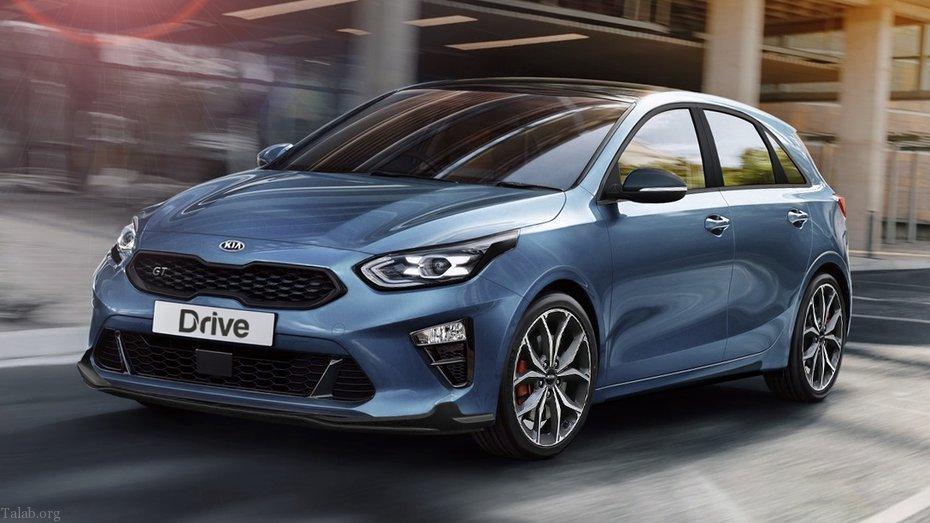 مشخصات خودرو کیا سراتو هاچ بک 2019 + نکات مثبت