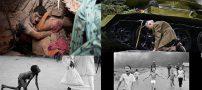 تکان دهنده ترین تصاویر ثبت شده در تاریخ بشر | تلخ ترین عکس های تاریخ