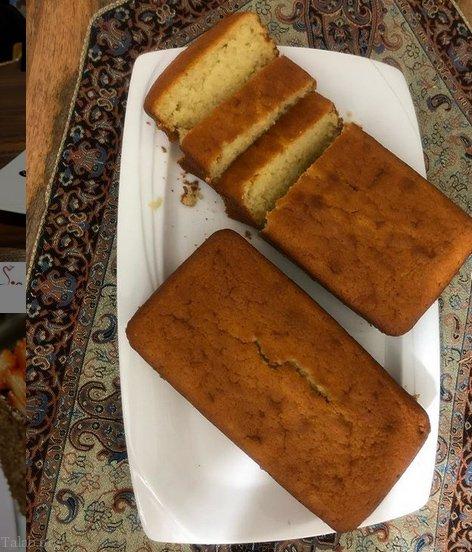 علت اصلی ترک خوردن روی کیک های خانگی چیست؟