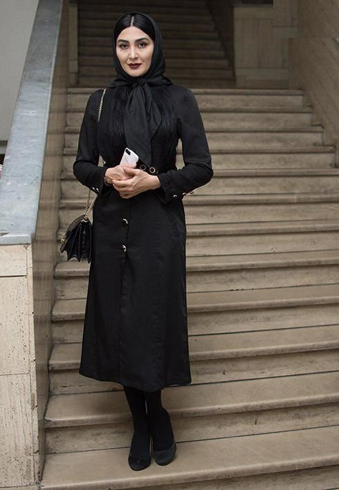 مدل مانتو بازیگران ایرانی 1398 + مدل لباس بازیگران زن ایرانی 98