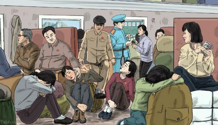 داستان واقعی از تجاوز در زندان های عربستان + تجاوز جنسی مقامات کره شمالی