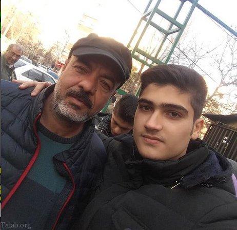 بیوگرافی سعید آقاخانی و همسرش + عکس های سعید آقاخانی