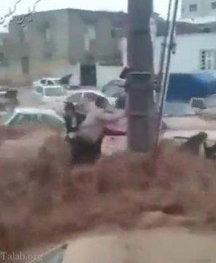 صحنه های دردناک دیگری از فاجعه سیل در شیراز (فیلم)