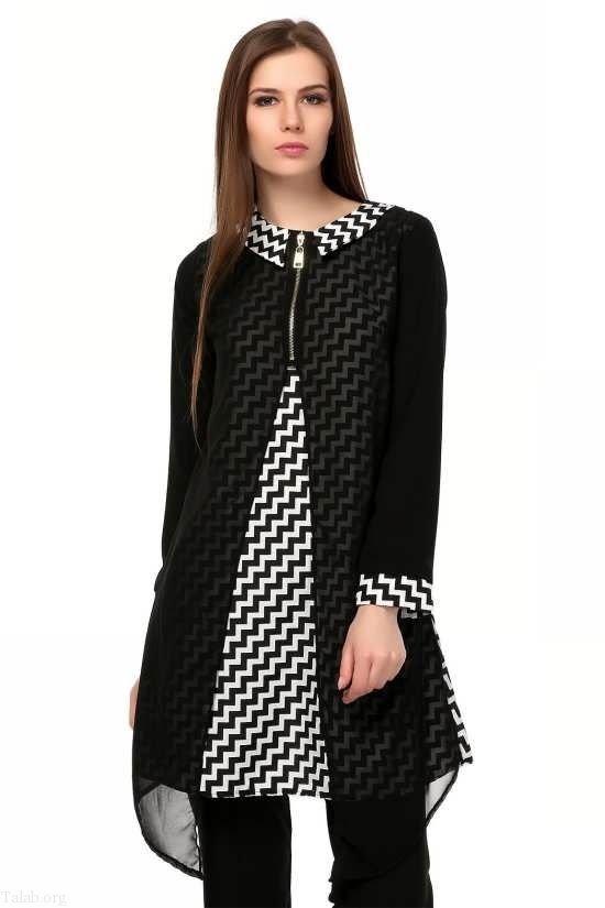 جدیدترین مدل لباس شومیز مجلسی شیک | مدل شومیز حریر گلدار