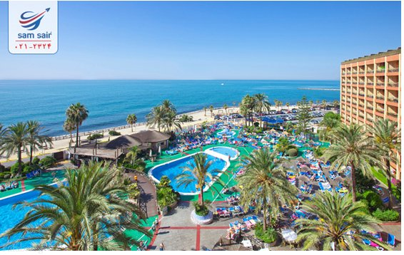 بهترین نقاط گردشگری در تور اسپانیا و موریس..