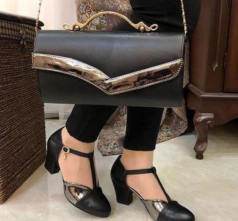 زیباترین مدل کفش و صندل و کیف زنانه مد سال 1398