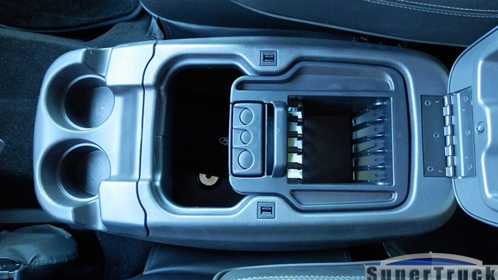 بزرگترین خودروی پیکاپ جهان از شرکت فورد F650 (عکس)