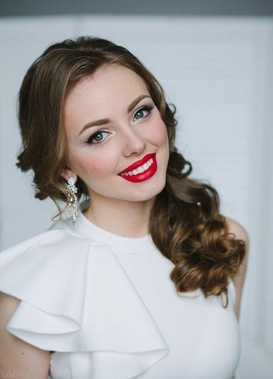 زیباترین مدل های آرایش عروس 2020 | مدل میکاپ عروس 1399