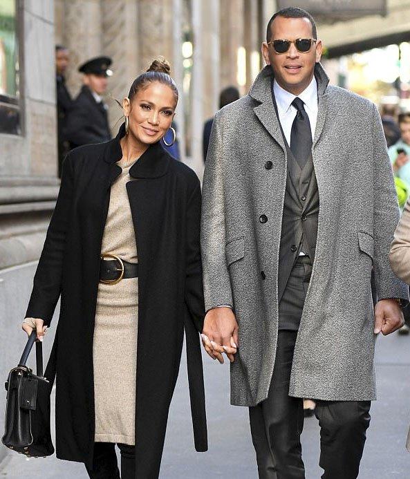 ازدواج جنیفر لوپز و الکس رودریگز | عکس ازدواج جنیفر لوپز