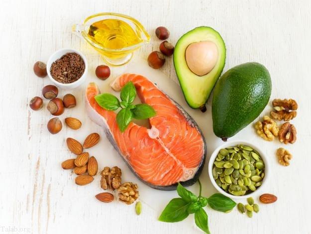 بیشترین مقدار امگا 3 در چه خوراکی هایی یافت میشود ؟