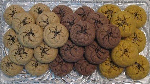 طرز تهیه بهترین شیرینی های عید نوروز | شیرینی عید نوروز