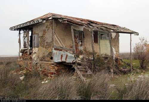 عکس هایی از آشوراده تنها جزیره ایرانی در دریای مازندران