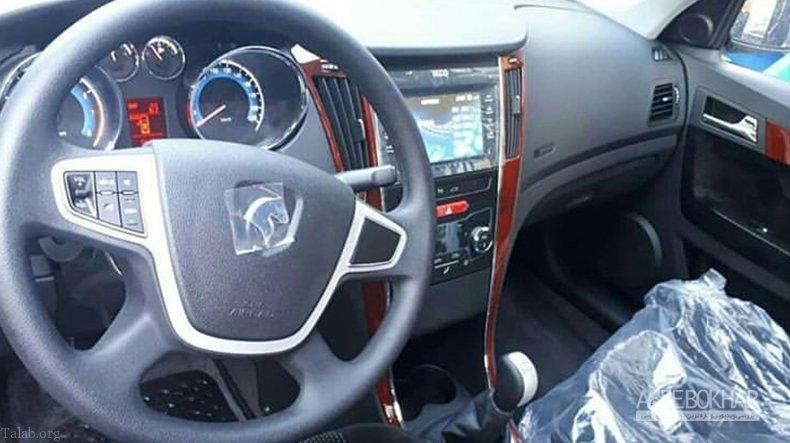 حذف آپشن های خودرو دنا معمولی (عکس)