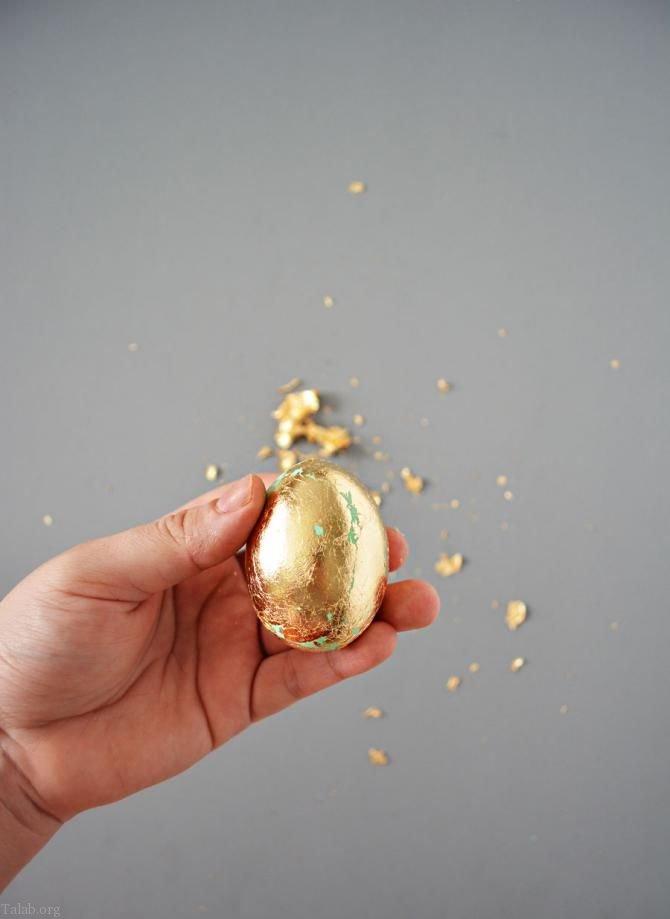 انواع مدل های تخم مرغ رنگی عید نوروز | رنگ آمیزی و تزیین تخم مرغ سفره هفت سین 98