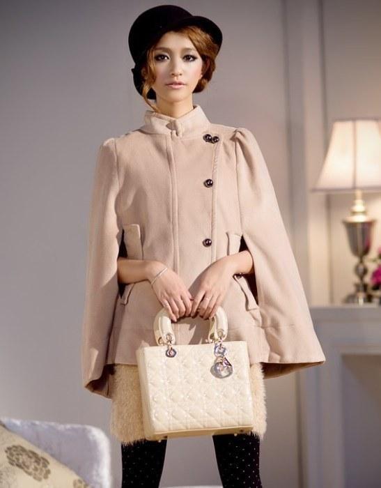 زیباترین مدل های شنل زنانه بسیار شیک 2020