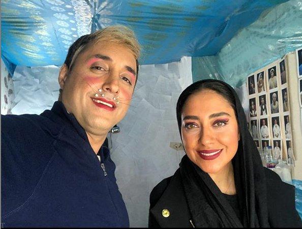 عکس های جدید امیرحسین رستمی در صفحه شخصی