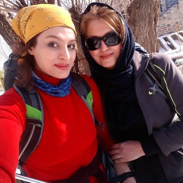 صدف خادم بوکسور مشهور ایرانی «مصاحبه و عکس»
