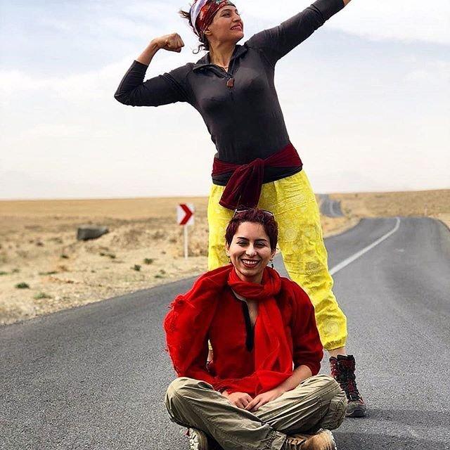 بیوگرافی صدف خادم و همسرش | زندگی شخصی صدف خادم