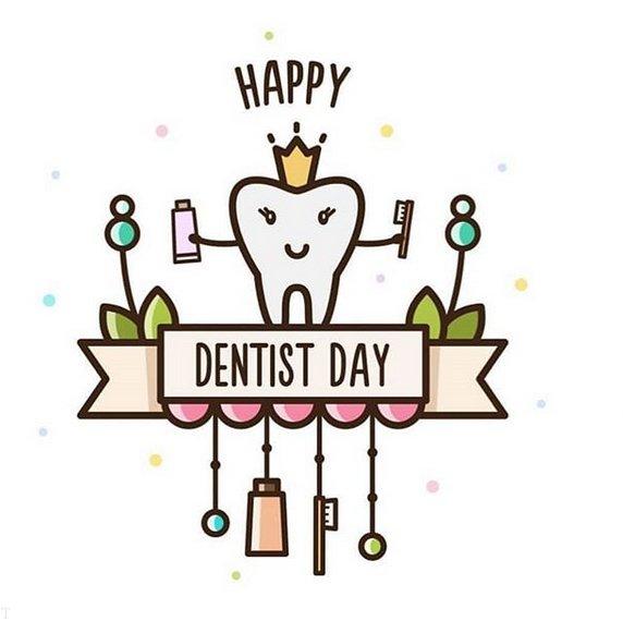 عکس پروفایل تبریک روز دندانپزشک | عکس تبریک روز دندانپزشکی