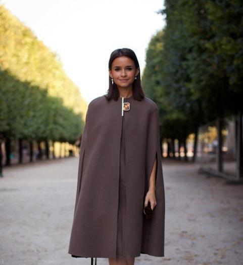 زیباترین مدل های شنل زنانه بسیار شیک 2019