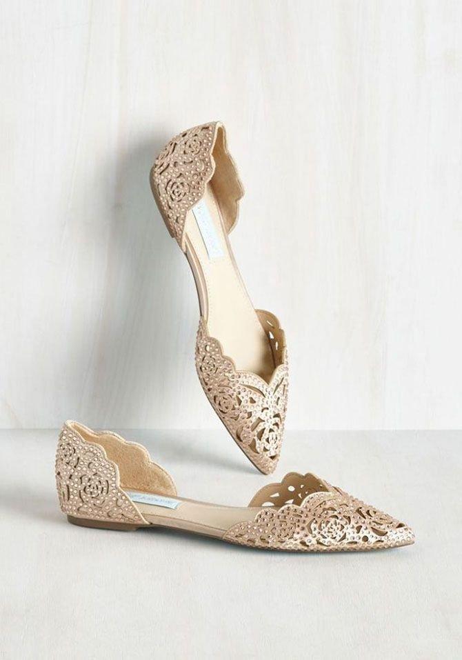 50 مدل کفش عروس زیبا و شیک + راهنمای انتخاب کفش