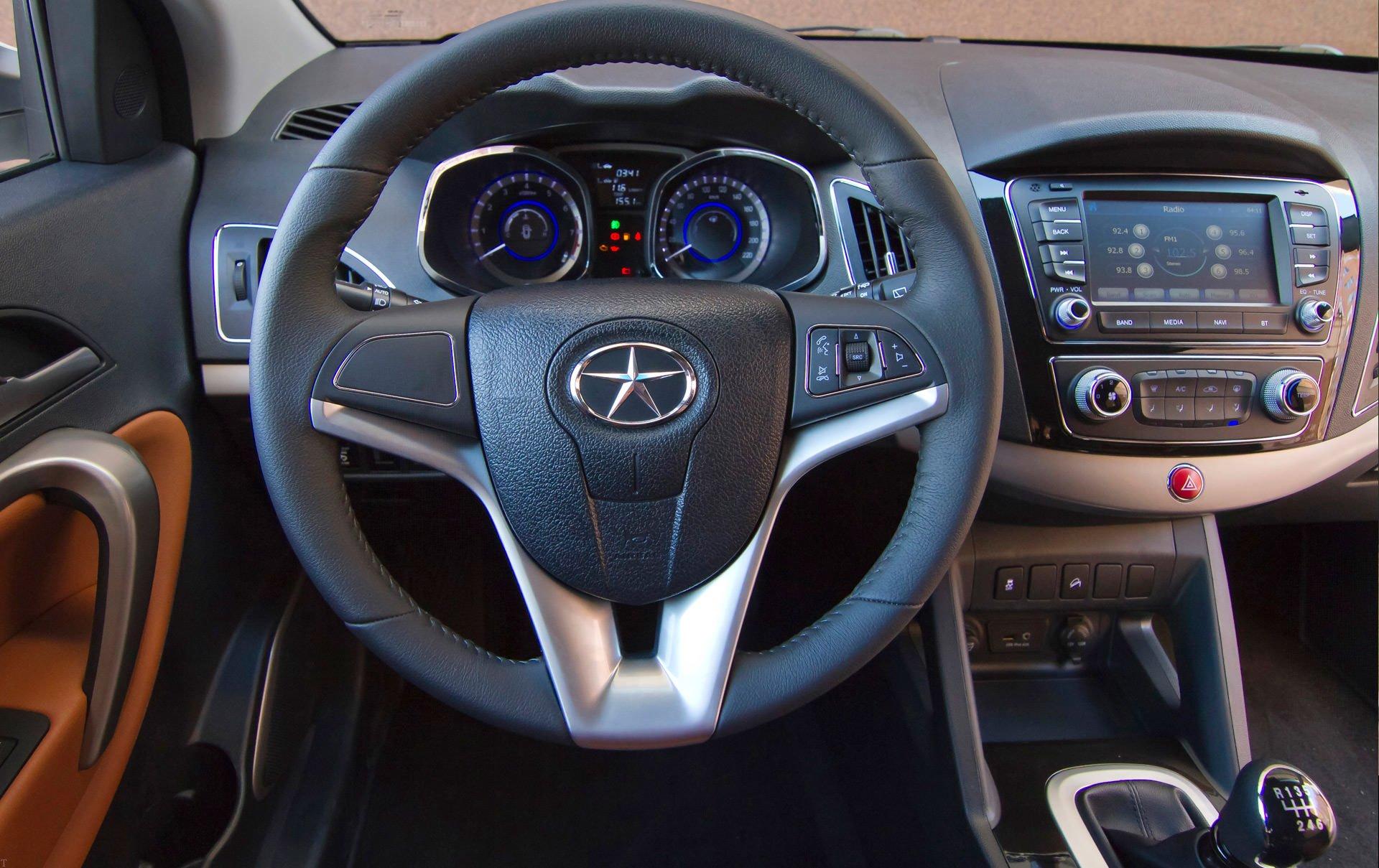 مشخصات و طراحی جک s5 + عکس های خودروی محبوب چینی