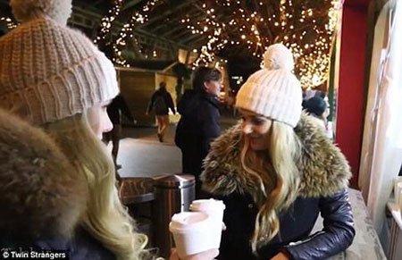 اتفاق جالب برای این دختران زیبای ایرلندی (عکس)