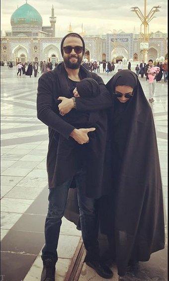 بیوگرافی بنیامین بهادری و همسرش | عکس و زندگی شخصی