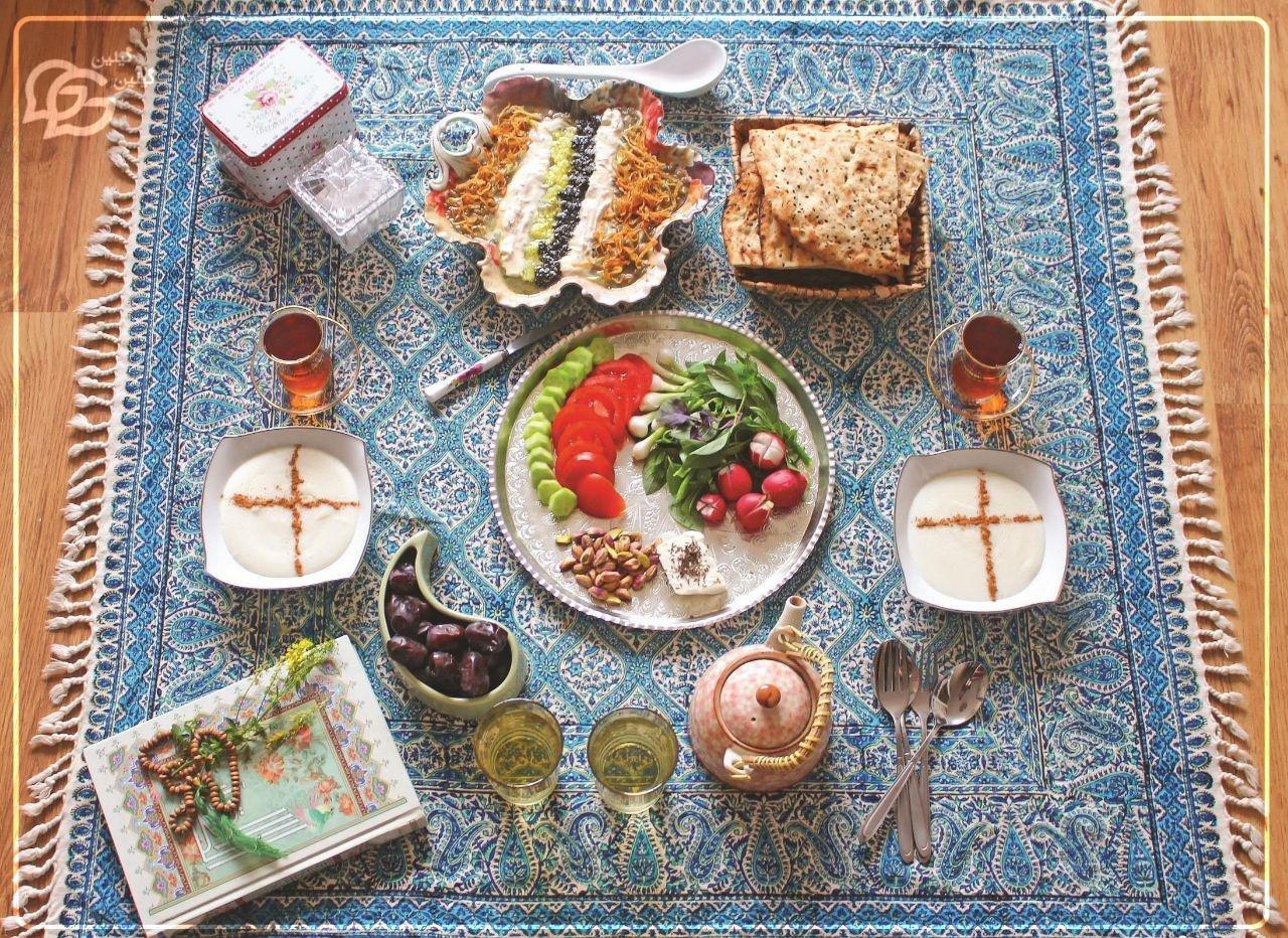 مطالب جالب و مرتبط با ماه رمضان (عکس)