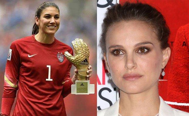 آزار جنسی دروازه بان زن مشهور تیم فوتبال آمریکا (عکس)