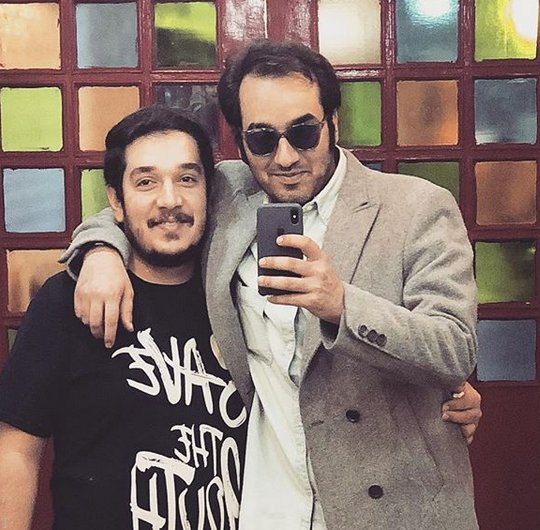 بیوگرافی سجاد افشاریان و همسرش + زندگی شخصی سجاد افشاریان