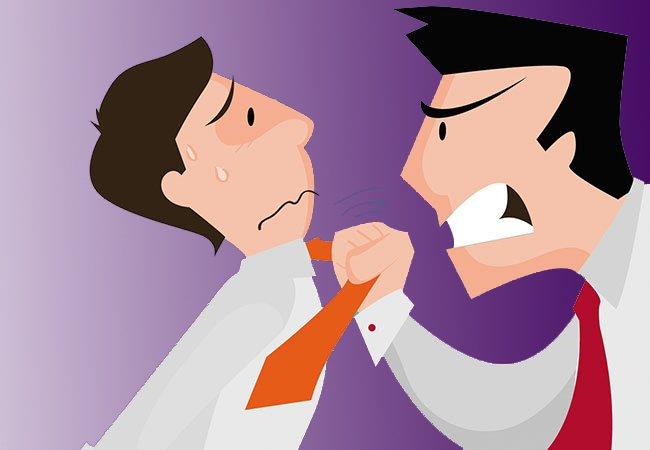 چگونه باید خشم و عصبانیت را کنترل کرد؟ (جلوگیری از خشونت)