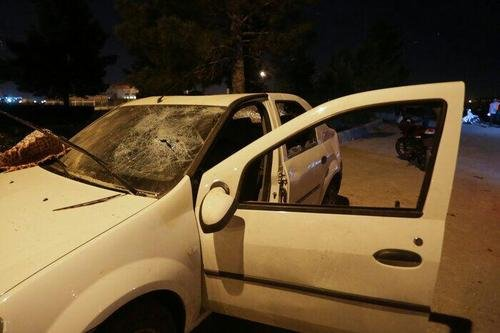 آتش زدن چندین خودرو در بازی سپاهان و پرسپولیس + عکس