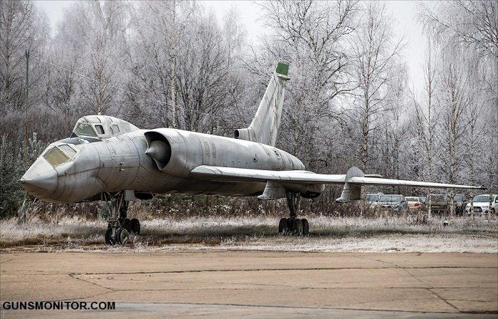 جنگنده روسی عجیب که فقط 1 عدد از آن باقیمانده است «عکس»