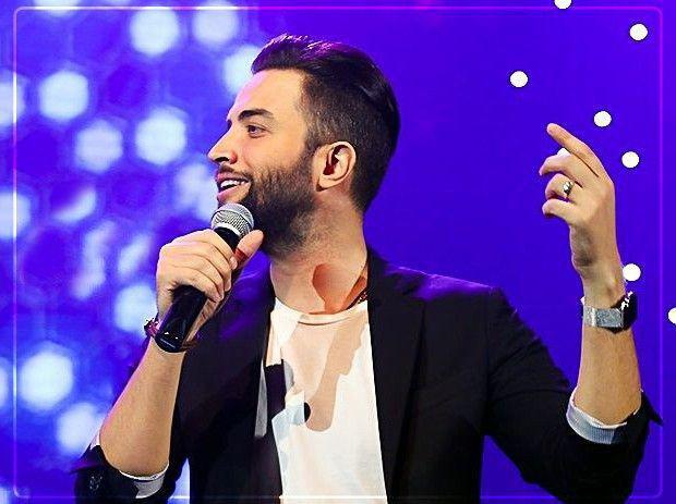 ماه عسل احسان علیخانی با اجرای بنیامین بهادری !