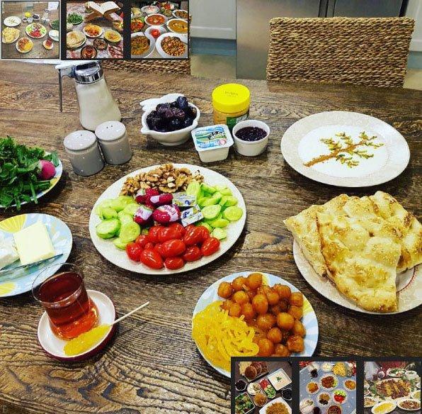 طرز تهیه چند نوع افطاری خوشمزه و مقوی برای افطار