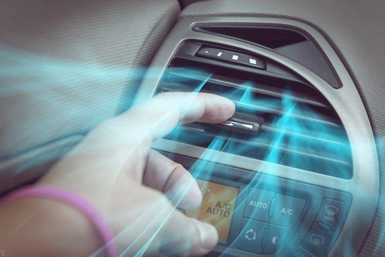 روش هایی برای خنک تر کردن کولر خودرو | روش های نگهداری سیستم کولر